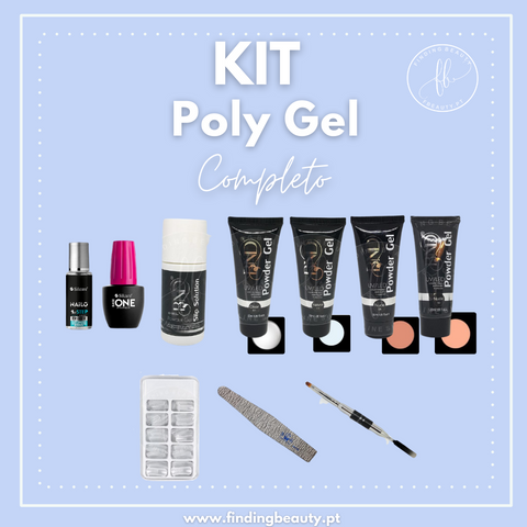 Kit de Polygel