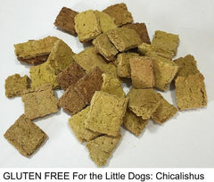 Gluten Free For the Little Dogs Chickalishus