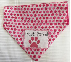 Treat Patrol Girl's Dog Bandana