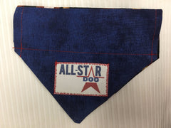All Star Dog Bandana