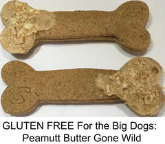 GLUTEN FREE For the Big Dogs Peamutt Butter Gone Wild