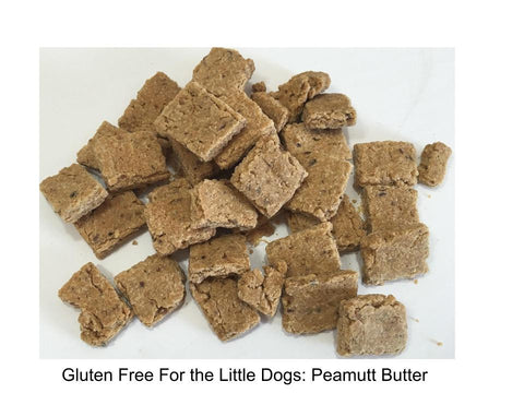 GLUTEN FREE For the Little Dogs: Peamutt Butter