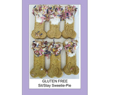 Gluten Free Sit/Stay Sweetie-Pie