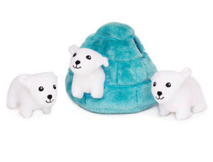 Zippy Burrow - Polar Bear Igloo
