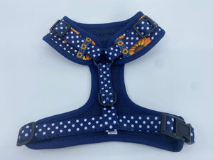 Lollie-lou Sunflower Adjustable Harness