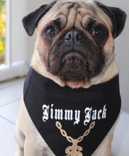 Load image into Gallery viewer, Hip Hop Personalised reversible Snap Bandana