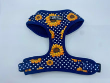Load image into Gallery viewer, Lollie-lou Sunflower Adjustable Harness