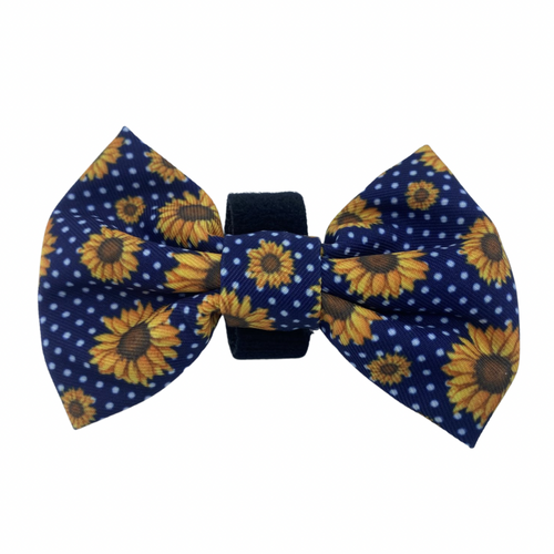 Lollie-lou Sunflower Bow tie
