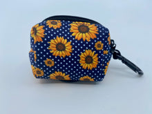 Load image into Gallery viewer, Lollie-lou Sunflower Poop bag holder