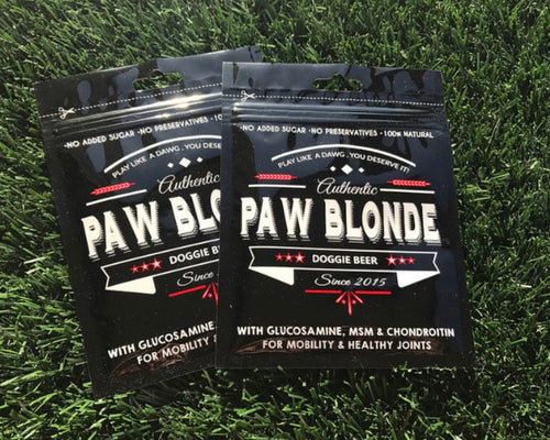 L'Barkery Paw Blonde (DOGGIE BEER)