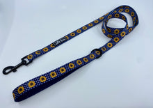 Load image into Gallery viewer, Lollie-lou Sunflower Leash ~2cm Width