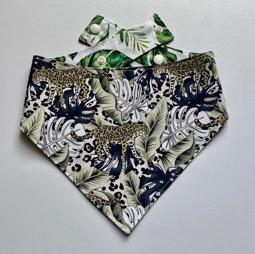 Fierce Reversible Snap bandana