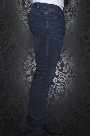 Au Noir Montreal Jean (Tight, Slim or Straight Fits)