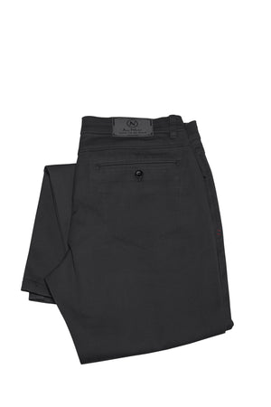 Au Noir Dressy Stretch Pant - Remington Charchoal