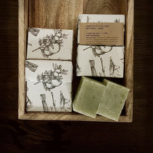 Load image into Gallery viewer, Lemongrass & Lime Soap