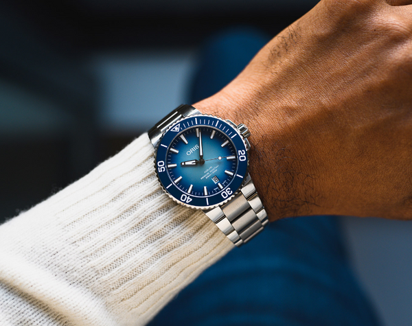 Oris Lake Baikal Limited Edition