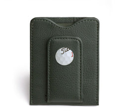 TPC Sawgrass Golf Money Clip Wallet