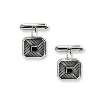 Classic T-Bar Cuff Links
