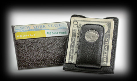 Buffalo Nickel Wallet