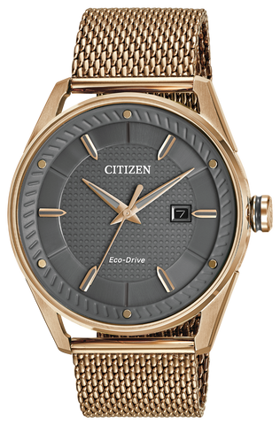 Citizen Drive on Mesh