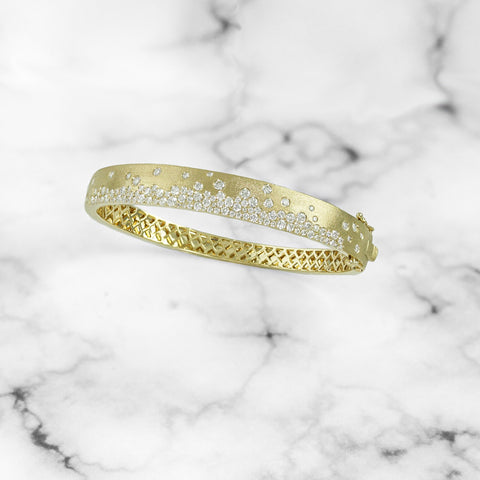 14kt Yellow Gold Bangle