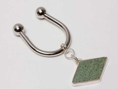 Frank Lloyd Wright's Graycliff Estate Key Ring