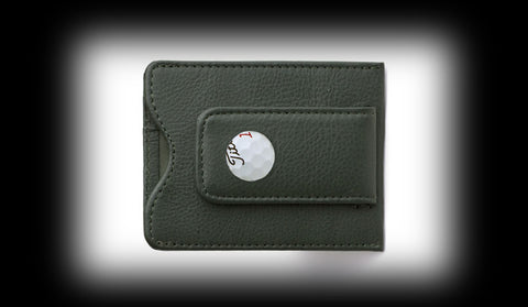 TPC Sawgrass played golf ball Wallet