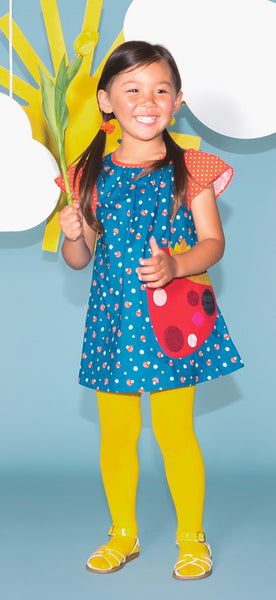 Playtime Dress - Big Berry