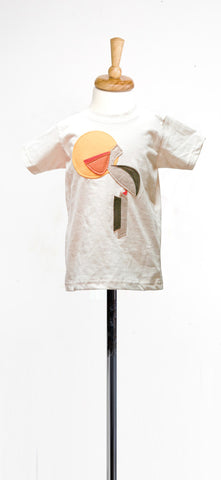 Pelican & Sun Applique Tee or Onesie
