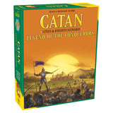 Catan: Cities and Knights Scenario - Legend of The Conquerors