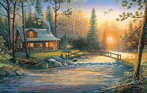 Mystic Hour 100 Piece Jigsaw Puzzle by SunsOut