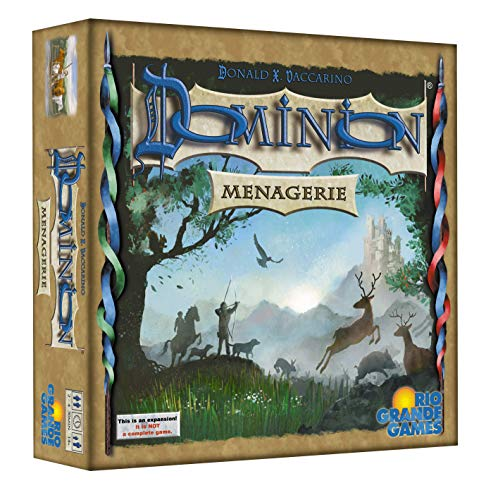 Rio Grande Games Dominion: Menagerie
