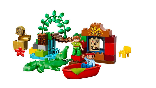 LEGO DUPLO Jake Peter Pan's Visit 10526 Building Toy