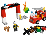 LEGO Bricks & More My First Fire Station 10661