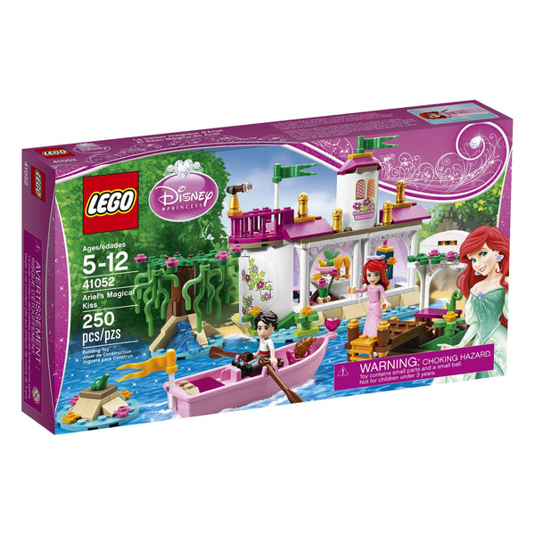 LEGO Disney Princess Ariel's Magical Kiss 41052 - 250 Pieces - Ages 5 and Up