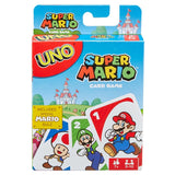 UNO Super Mario Bros Card Game