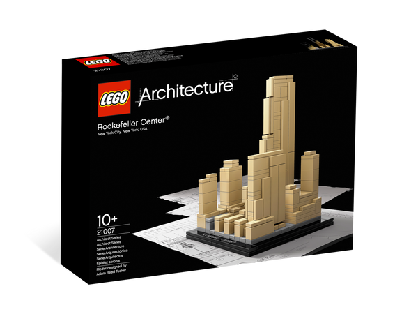 LEGO Architecture Rockefeller Center (21007)