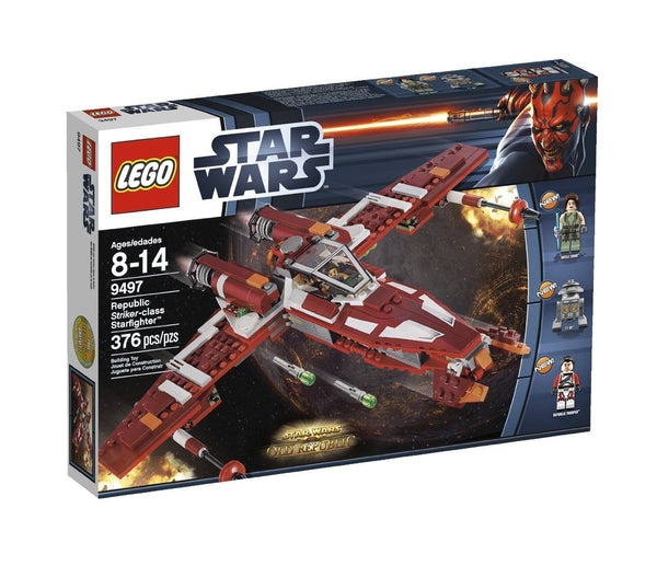 LEGO Star Wars 9497 Republic Striker-class Starfighter