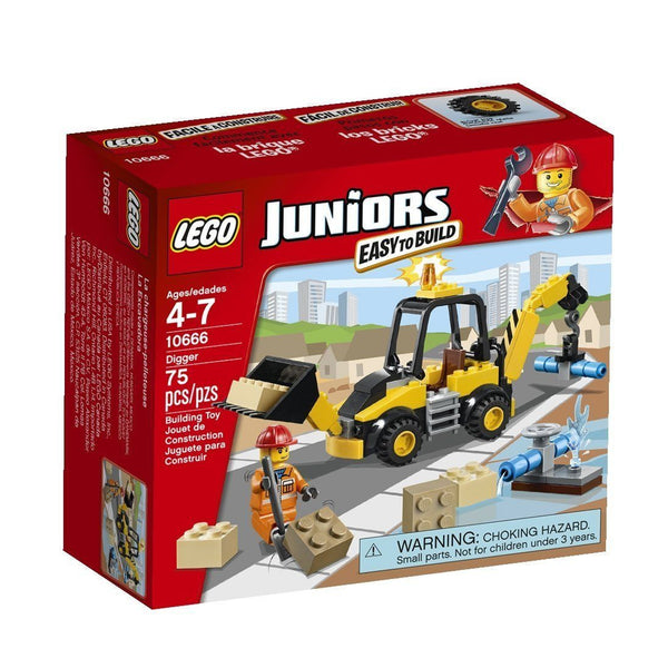 LEGO Juniors 10666 Digger [Toy]