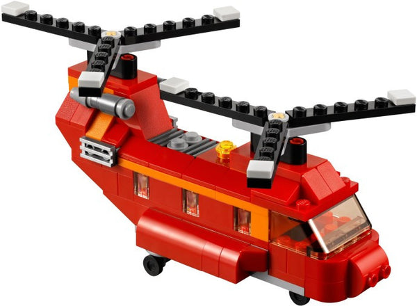 LEGO Creator Red Rotors 31003