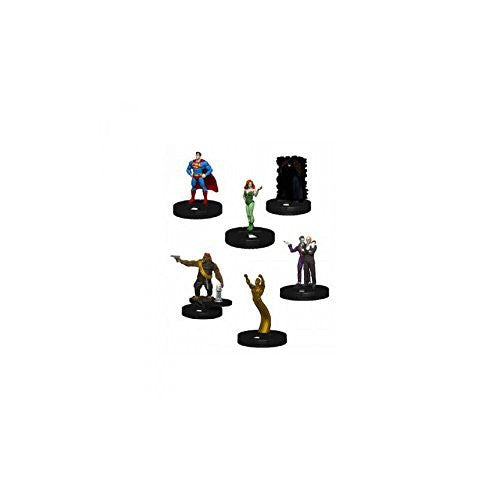 DC Comics HeroClix: World's Finest Booster Brick