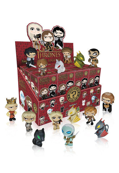 Funko Game of Thrones Mystery Mini Blind Box (1 Figure) MPN 3302