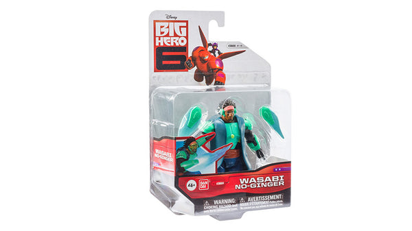 Big Hero 6 Wasabi No-Ginger Action Figure