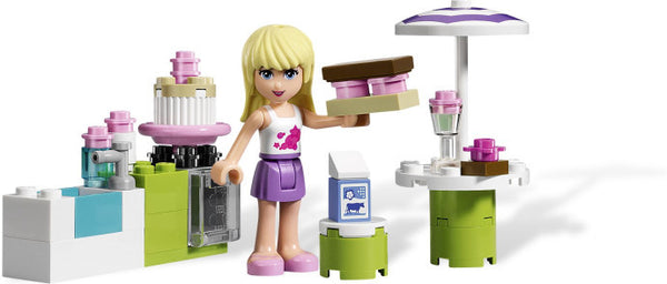 LEGO Friends Stephanie's Outdoor Bakery 3930 [Toy]