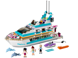 LEGO Friends Dolphin Cruiser 41015 - 612 Pieces - Ages 7 and Up