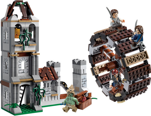LEGO Pirates of the Caribbean - The Mill 4183 [Toy]