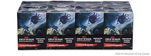 Dungeons & Dragons: Icons of the Realms: Standard Booster 8 Count Brick - Monster Menagerie 2
