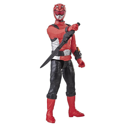 "Power Rangers Beast Morphers - Red Ranger 12"" Figure"