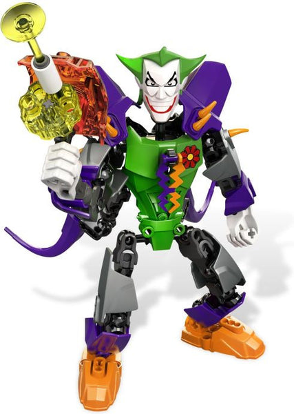 LEGO DC Universe Super Heroes - The Joker 4527 [Toy]
