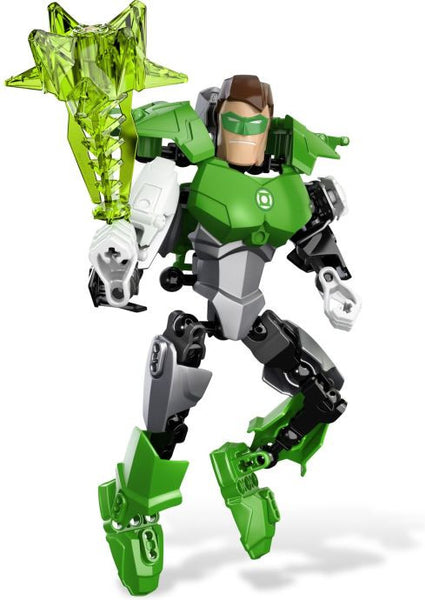 LEGO DC Universe Super Heroes - Green Lantern 4528 [Toy]